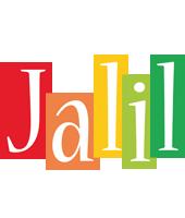 Jalil colors logo