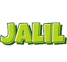 Jalil summer logo