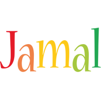 Jamal birthday logo