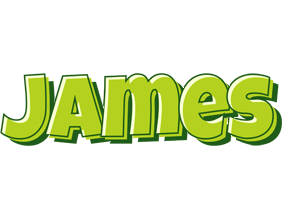 James summer logo