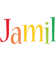 Jamil birthday logo