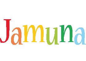Jamuna birthday logo