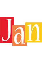 Jan colors logo