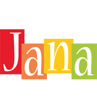 Jana colors logo