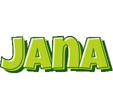Jana summer logo