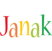 Janak birthday logo