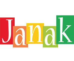 Janak colors logo