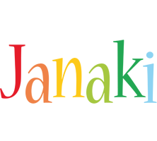 Janaki birthday logo