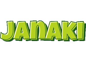 Janaki summer logo