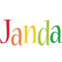 Janda birthday logo