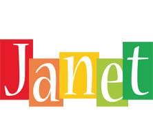 Janet colors logo
