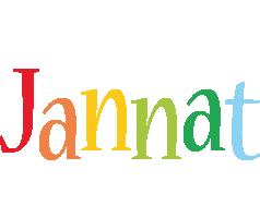 Jannat birthday logo