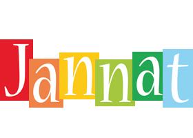 Jannat colors logo