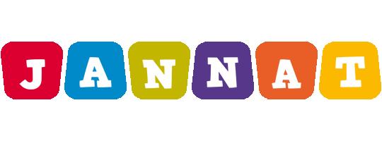 Jannat kiddo logo