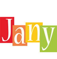 Jany colors logo
