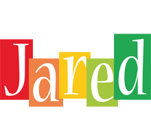 Jared colors logo