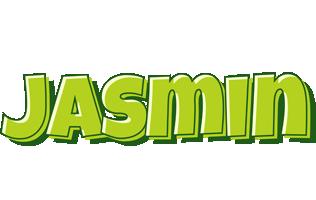 Jasmin summer logo