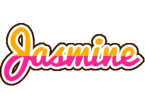 Jasmine smoothie logo