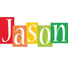 Jason colors logo