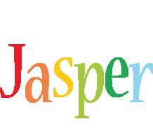 Jasper birthday logo