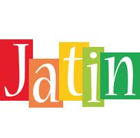 Jatin colors logo