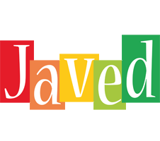 Javed colors logo