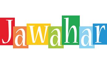 Jawahar colors logo