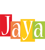 Jaya colors logo