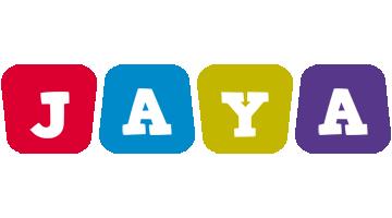 Jaya kiddo logo
