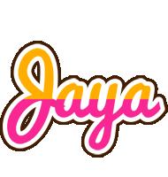 Jaya smoothie logo