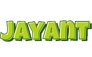 Jayant summer logo