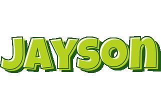 Jayson summer logo