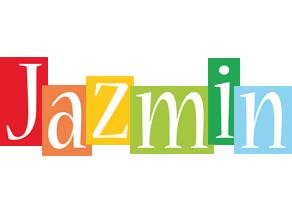 Jazmin colors logo