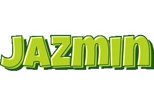 Jazmin summer logo