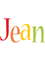 Jean birthday logo