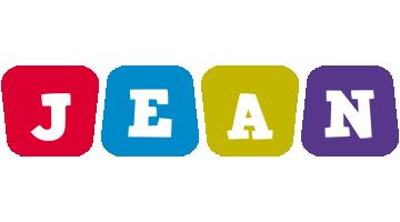 Jean kiddo logo