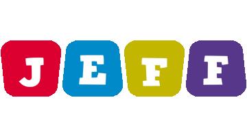 Jeff kiddo logo