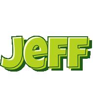 Jeff summer logo