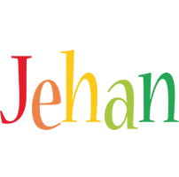 Jehan birthday logo