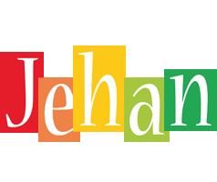 Jehan colors logo