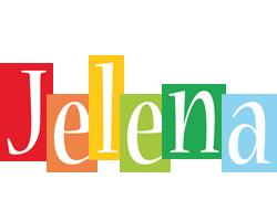 Jelena colors logo