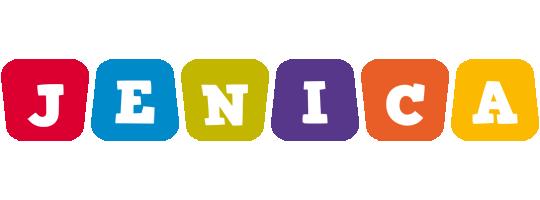 Jenica kiddo logo