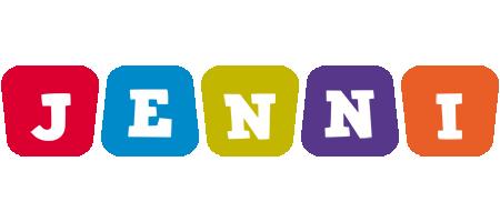 Jenni kiddo logo