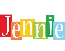 Jennie colors logo