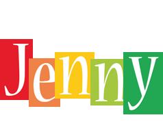 Jenny colors logo