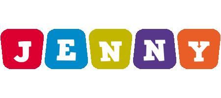 Jenny kiddo logo