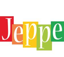 Jeppe colors logo