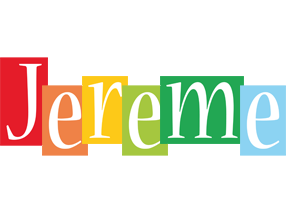 Jereme colors logo