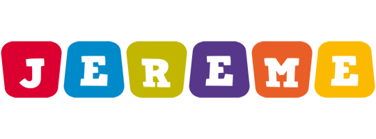 Jereme kiddo logo