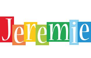 Jeremie colors logo